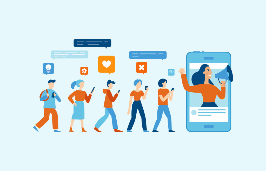 influencer marketing and public relations